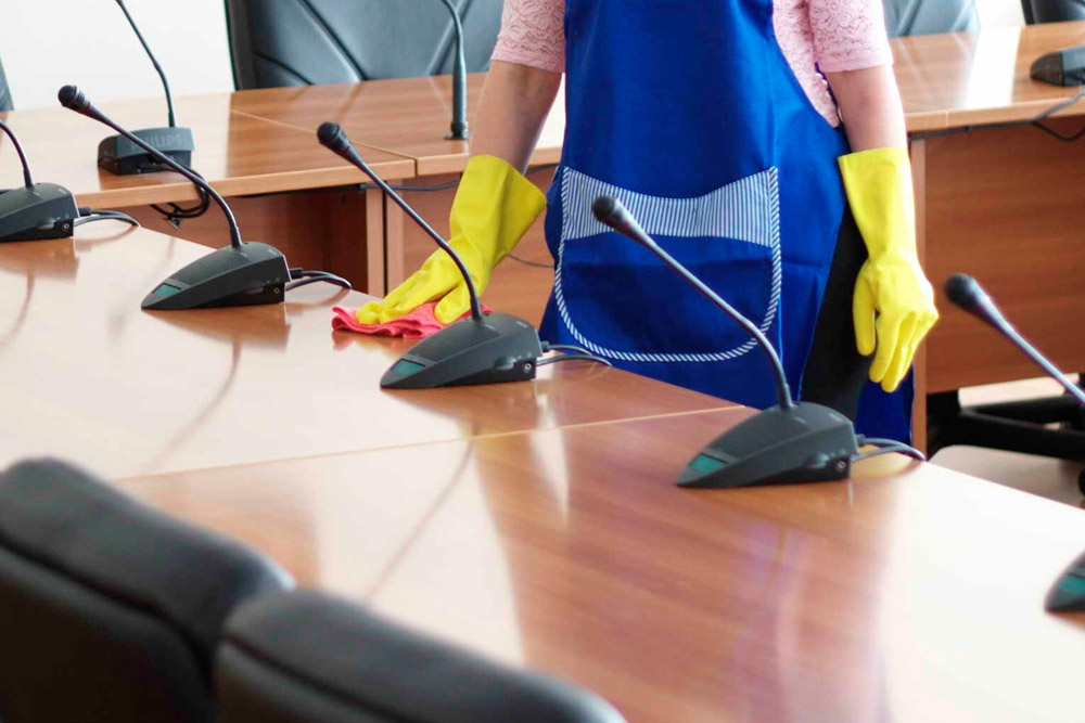 Things To Look For While Choosing A Commercial Cleaning Service