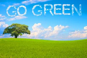 go-green-concept