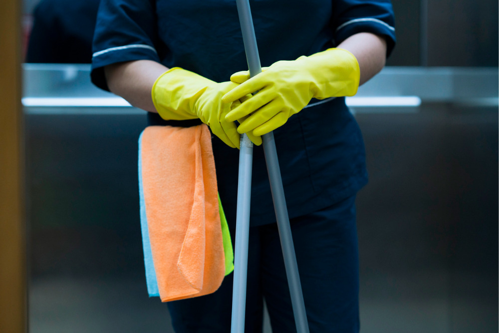 Get Your Office Squeaky Clean: 8 Questions to Ask Before Hiring a Commercial Cleaning Service