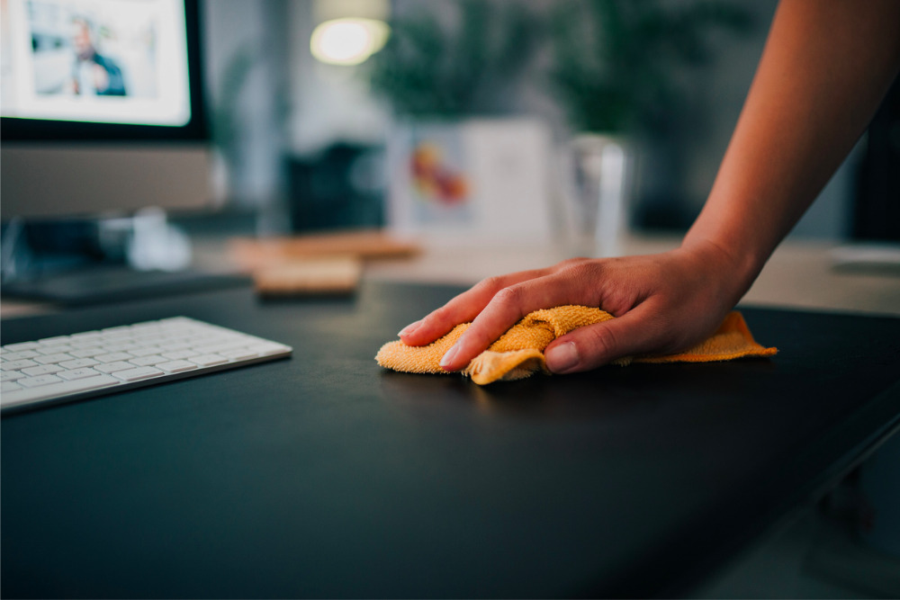 16 Tips To Keep Your Office Clean And Pristine