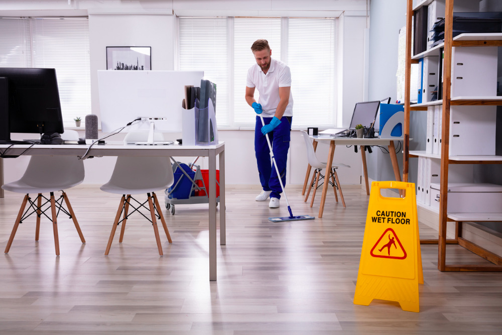 man-cleaning-the-floor