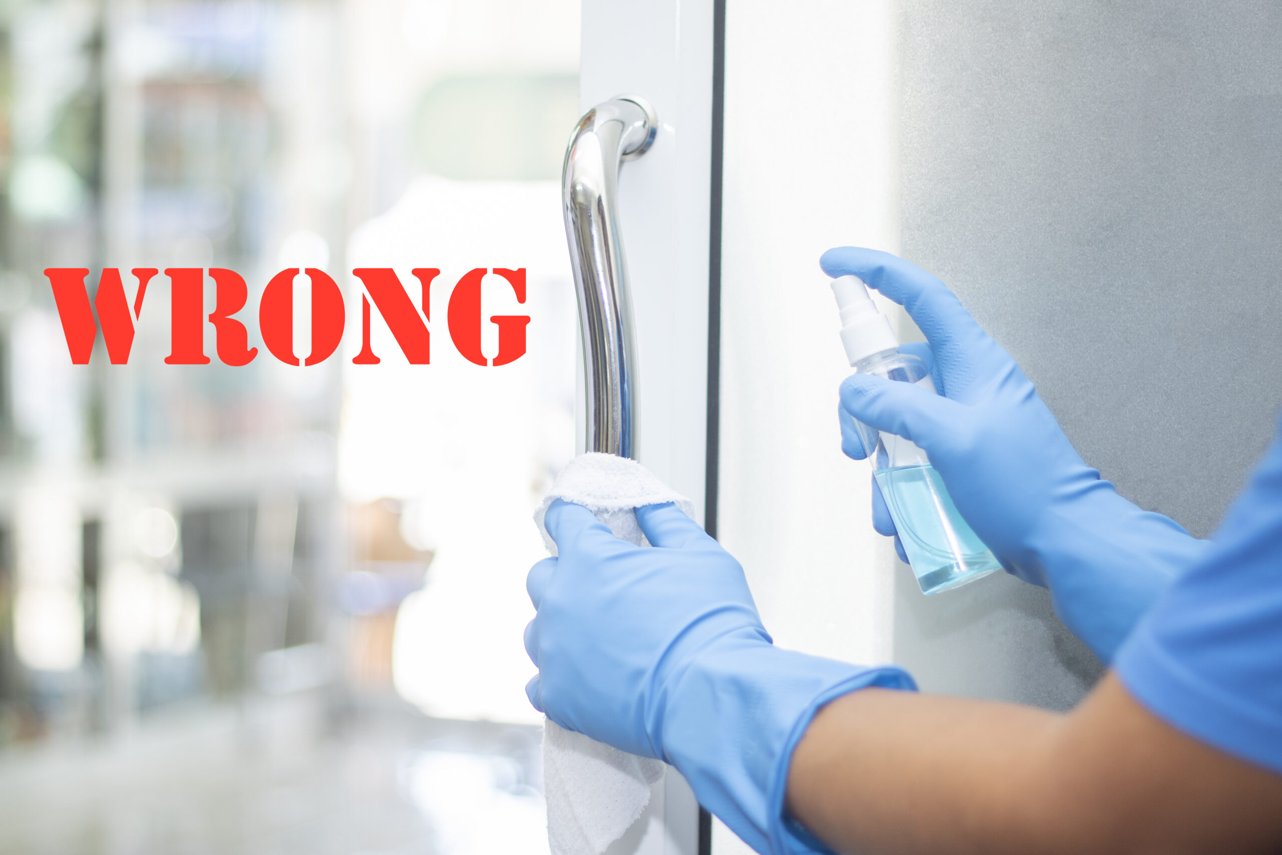 Is Your School, Office, or Medical Facility Being Properly Disinfected?