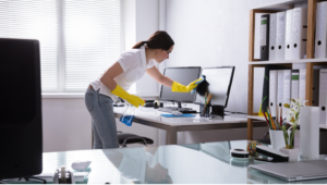 Lenexa commercial cleaning service