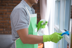 green cleaning services in Overland Park