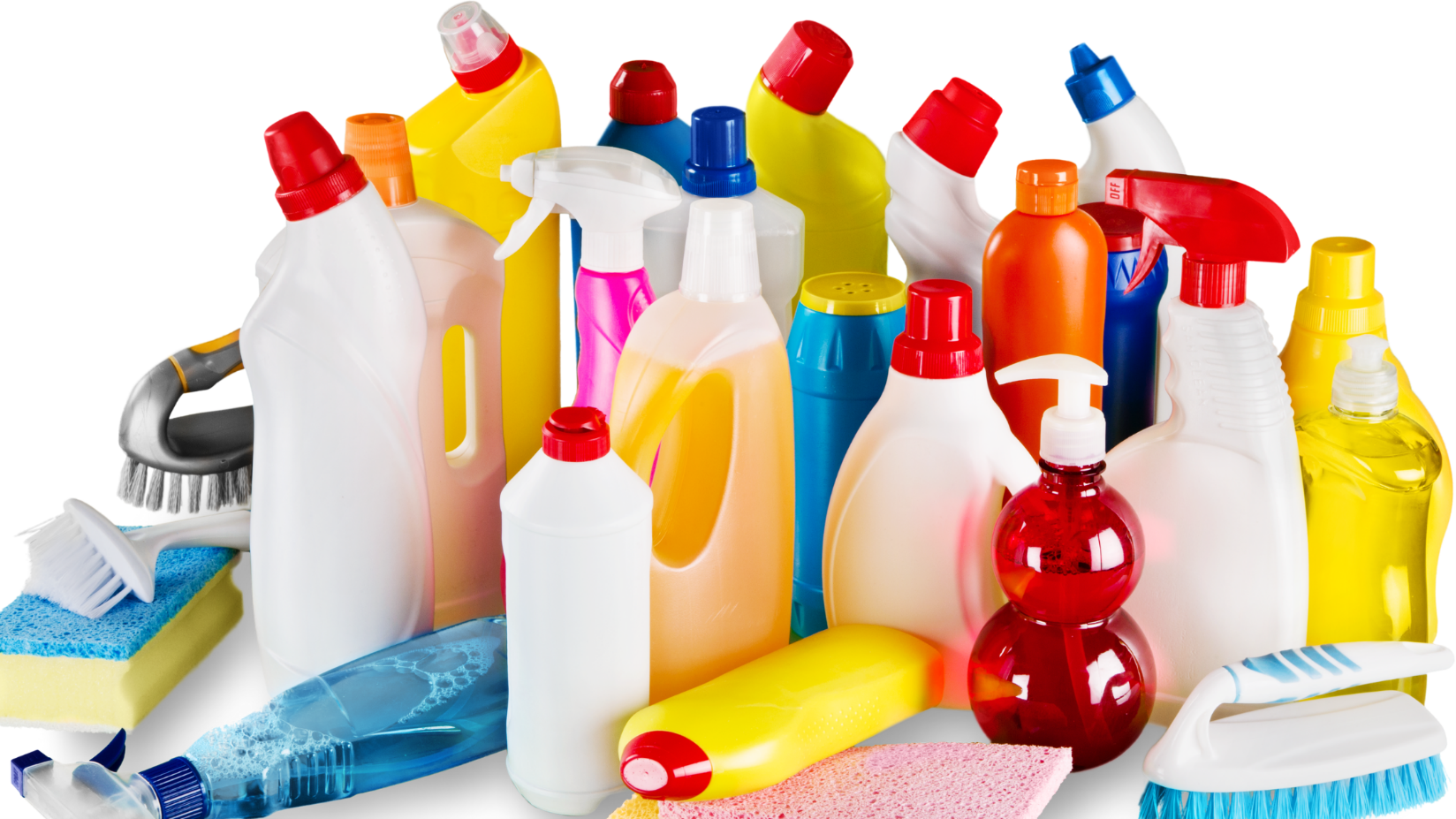 Chemicals to Be Aware of in Your Household Cleaning Products