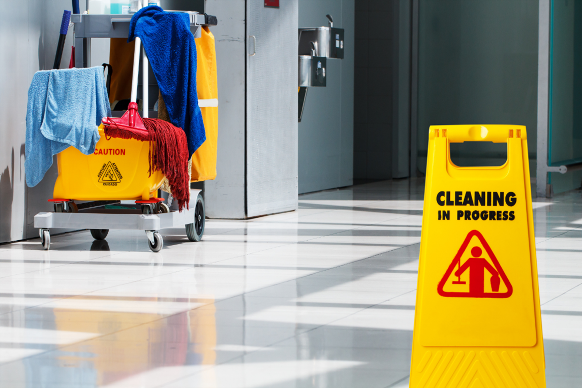 commercial cleaning service in Overland Park