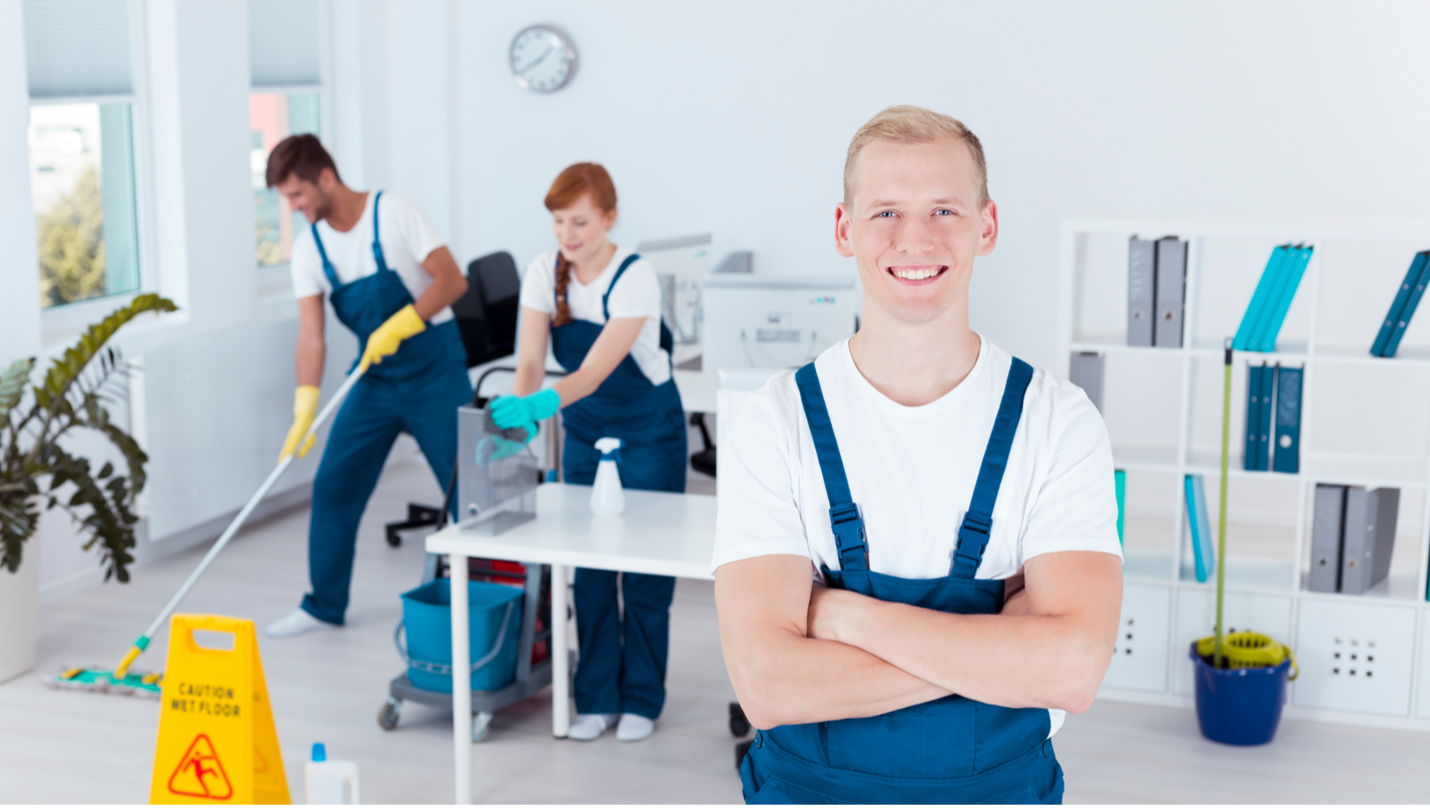 Commercial Cleaning Services In Overland Park