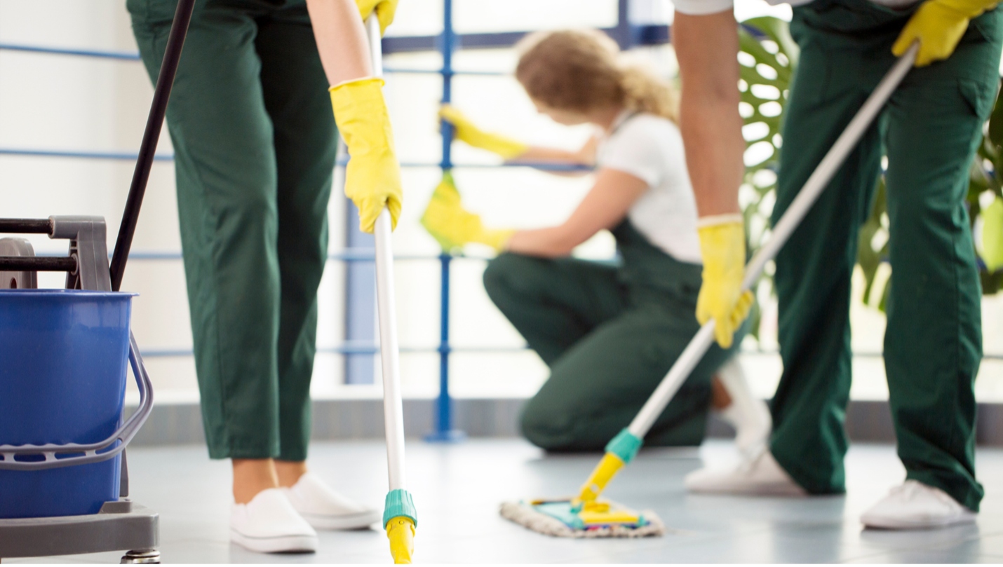 Commercial Cleaning Services In Lenexa