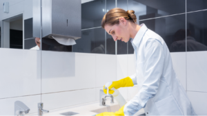 commercial cleaning service in Lenexa