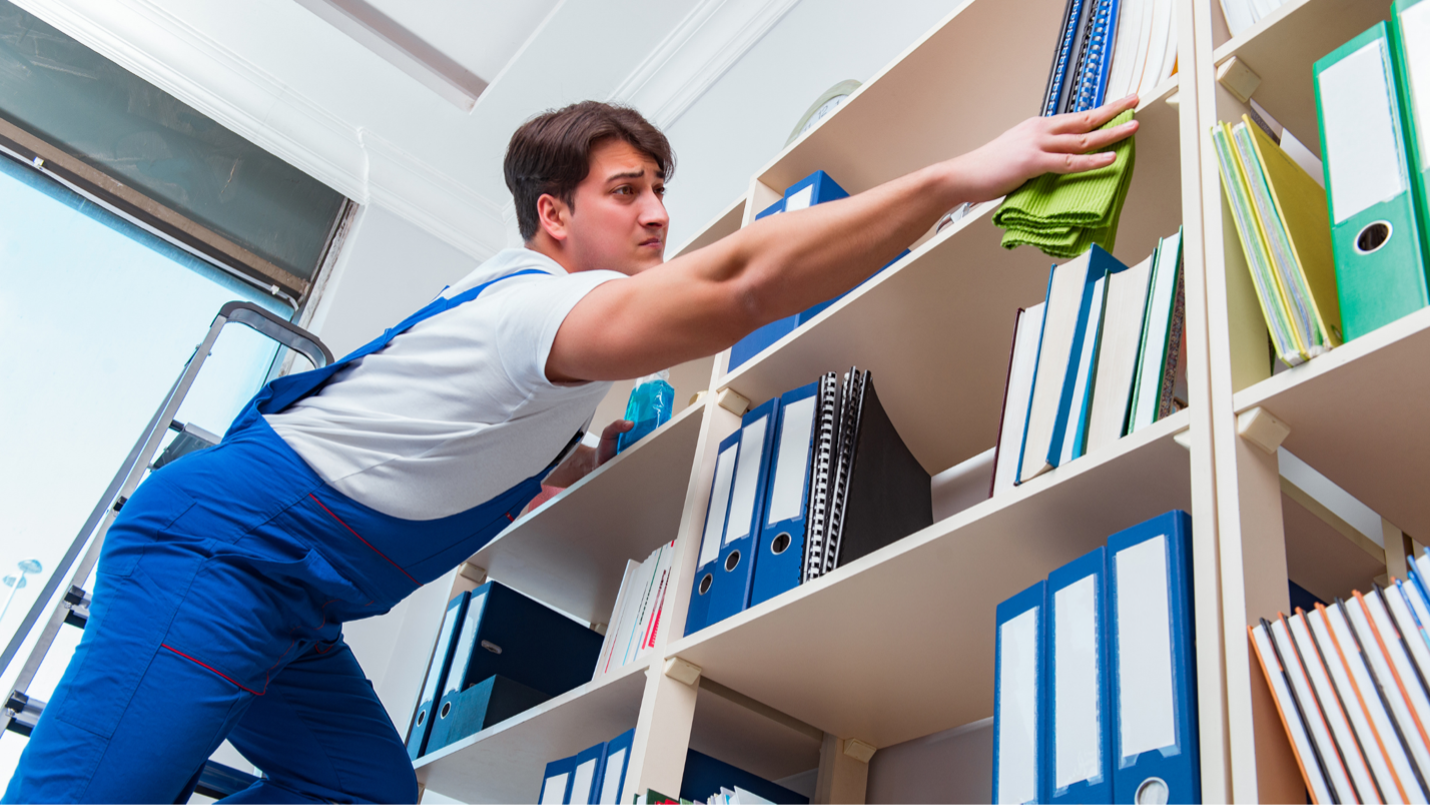 janitorial service in Overland Park